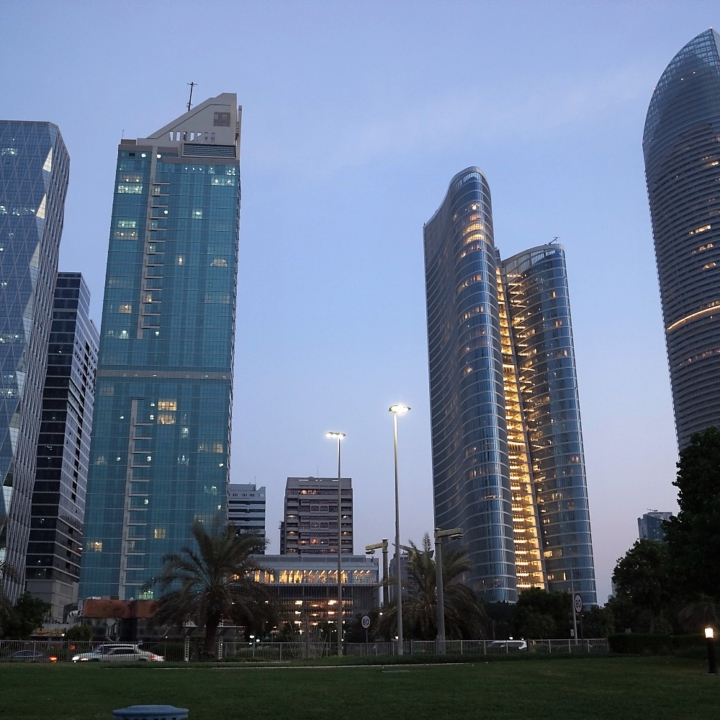 Chodź ze mną... na spacer po Abu Dhabi