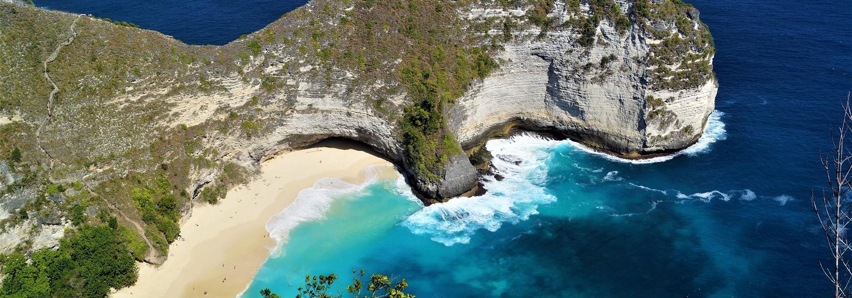 Nusa Penida w Indonezji - nie wjeżdzaj... jeśli masz lęk wysokości